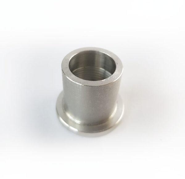 Casquillo de aluminio para alojar LED