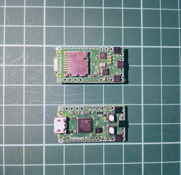 Proffieboard v1.5 + micro SD 16 GB