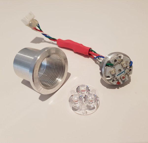 9W Cree RGB LED emitter module