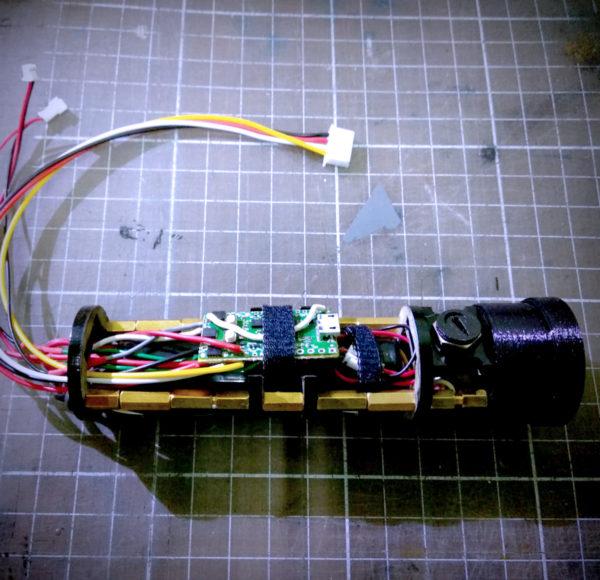 Actualización de módulo de sonido + RGB